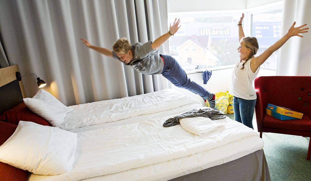 gekås ullared hotell priser