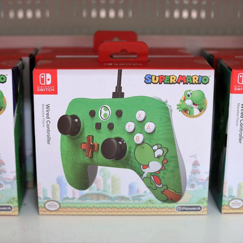 PowerA Wired Controller for Nintendo Switch | Gekås